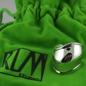 RLM Studio Sterling Domed Ring